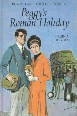 Peggys Roman Holiday  by  Virginia Hughes