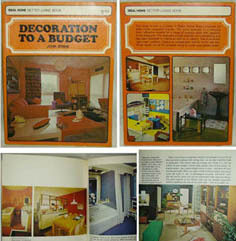 Decoration to a Budget  by  John  Byrne