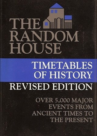Timetables of History Revised Stephen Weinstein