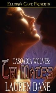 Tri Mates (Cascadia Wolves, #2)  by  Lauren Dane