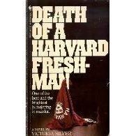 Death of a Harvard Freshman Victoria Silver