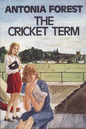 The Cricket Term (The Marlows, #8) Antonia Forest