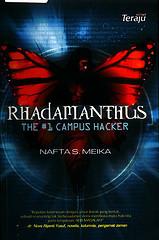 Rhadamanthus : The #1 Campus Hacker Nafta S. Meika