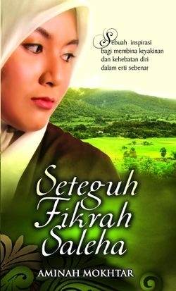 Seteguh Fikrah Saleha  by  Aminah Mokhtar