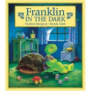 Franklin In The Dark (Franklin Series) Paulette Bourgeois