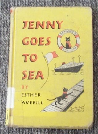 Jenny Goes to Sea  by  Esther Averill