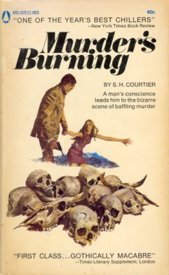 Gently Dust The Corpse  by  S.H. Courtier