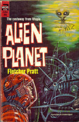 Alien Planet Fletcher Pratt