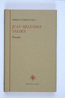 Poes As, Volume 2 Juan Meléndez Valdés