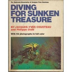 Diving For Sunken Treasure  by  Jacques-Yves Cousteau
