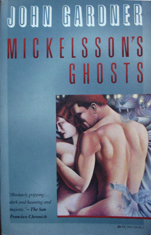 Mickelssons Ghosts  by  John Gardner