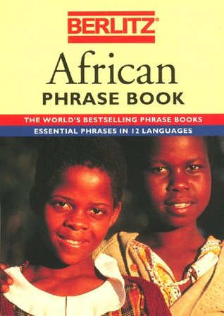Berlitz African Phrase Book  by  Berlitz Publishing Company