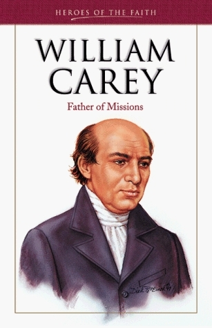 William Carey  by  Sam Wellman