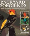 Backyard Songbirds  by  Marcus Schneck