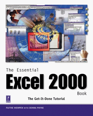 The Essential Excel 2000 Book  by  Faithe Wempen