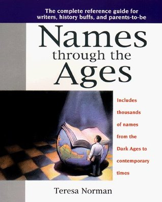 World of Baby Names, a  by  Teresa Norman