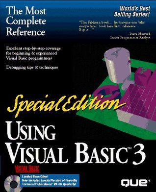 Using Visual Basic 3/Book and Cd (Using ...  by  Que Corporation