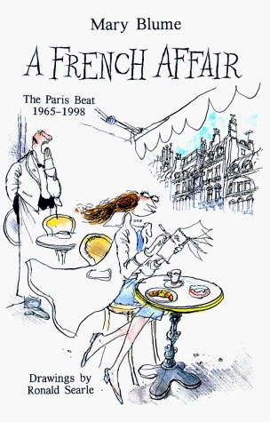 A French Affair: The Paris Beat, 1965 1998  by  Mary Blume