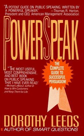Power Speak Dorothy Leeds