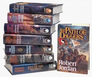 The Wheel of Time: Boxed Set  (Wheel of Time, #1-8)  by  Robert Jordan
