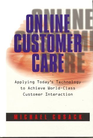 Online Customer Care Michael Cusack