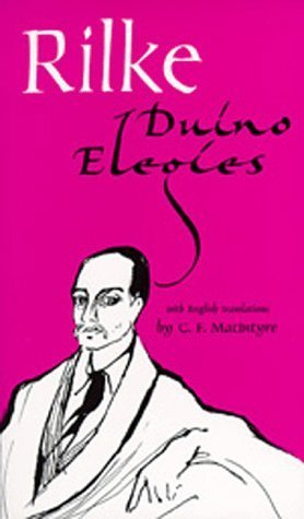 Duino Elegies Rainer Maria Rilke