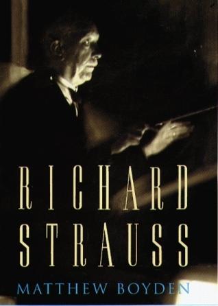 Richard Strauss Matthew Boyden