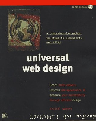 Web Concept and Design Crystal Waters