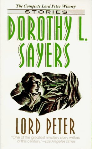 Lord Peter Dorothy L. Sayers