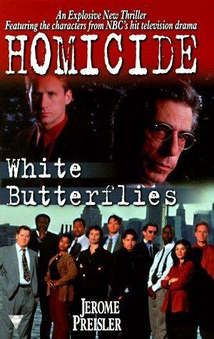 White Butterflies  by  Jerome Preisler