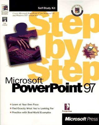 Powerpoint 97 Step By Step  by  Steve                Johnson