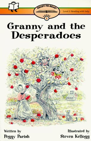 Granny and the Desperadoes: Ready - To - Read Level 2  by  Peggy Parish