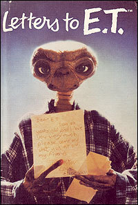 Letters to E.T Steven Spielberg