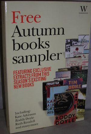 Waterstones Autumn Books Sampler. Kate Atkinson