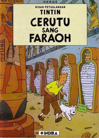 Cerutu Sang Faraoh (Tintin, #4)  by  Hergé