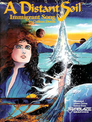 A Distant Soil 1a:  Immigrant Song  by  Colleen Doran