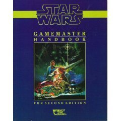 Star Wars Gamemaster Handbook  by  West End Games