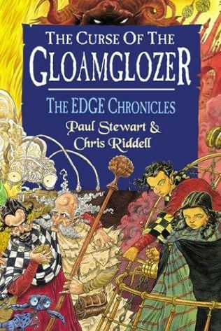 The Curse of the Gloamgloazer  by  Paul Stewart