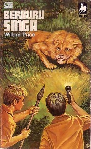 Berburu Singa Willard Price