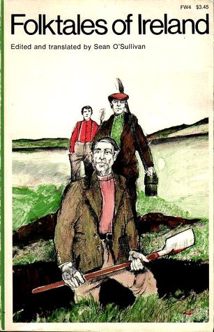 Folktales of Ireland  by  Sean OSullivan