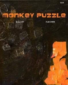 Monkey Puzzle #5 Nate Jordon