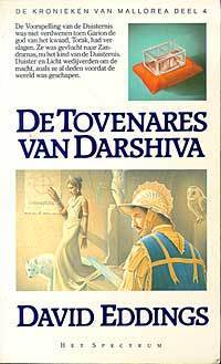 De Tovenares van Darshiva (De Kronieken van Mallorea, #4)  by  David Eddings
