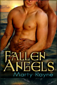 Fallen Angels  by  Marty Rayne