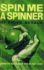 Spin Me a Spinner  by  Richie Benaud