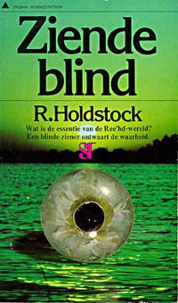 Ziende blind Robert Holdstock