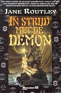 In strijd met de demon Jane Routley