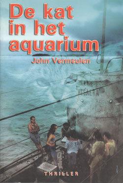 De kat in het aquarium  by  John Vermeulen