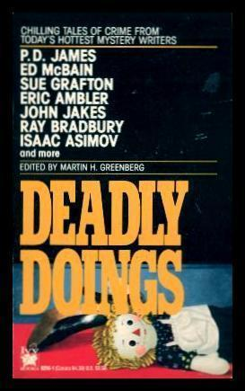Deadly Doings (Mystery Anthology, No 6)  by  Martin H. Greenberg
