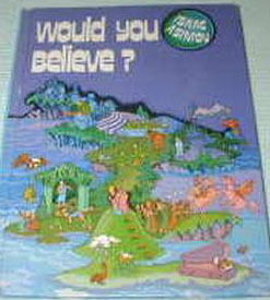 Would You Believe?  by  Isaac Asimov