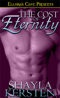 The Cost of Eternity (Eternity, #1)  by  Shayla Kersten